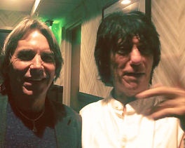 Rick Metz and Jeff Beck