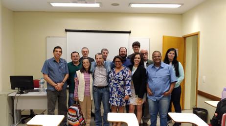 CONRE4 PRESENTE NA REUNIÃO DE PRESIDENTES DO SISTEMA CONFE/CONREs