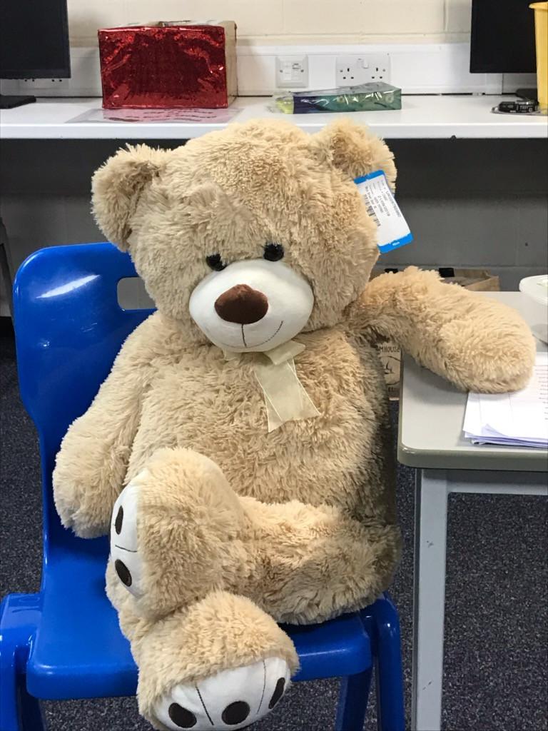 Hugo the Bear