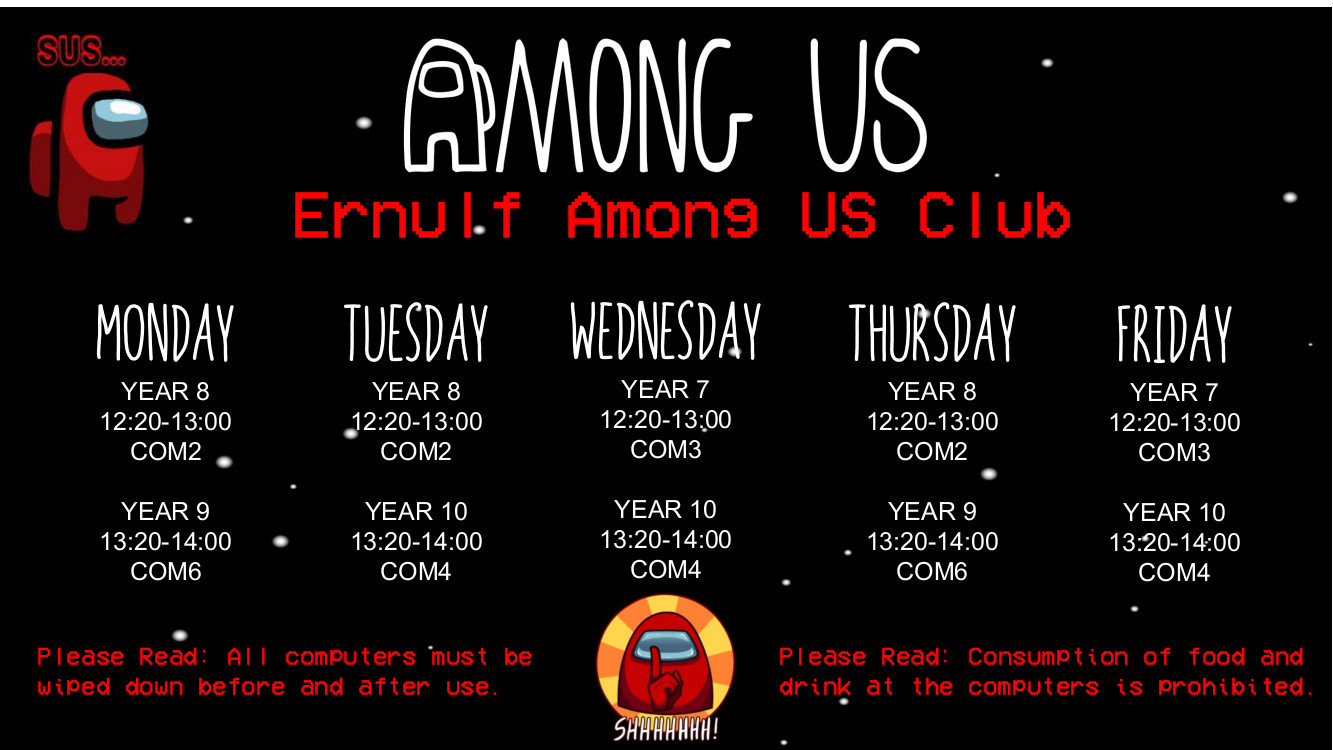 Amongus Club