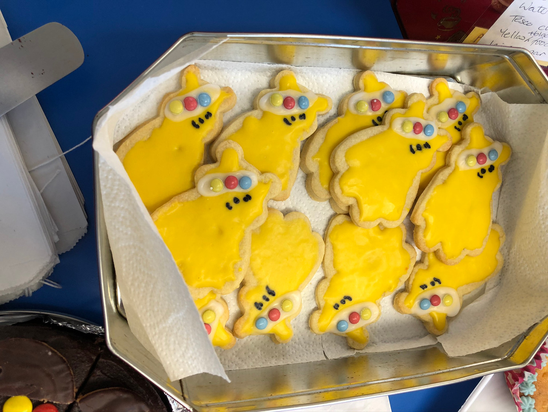Children in need baking