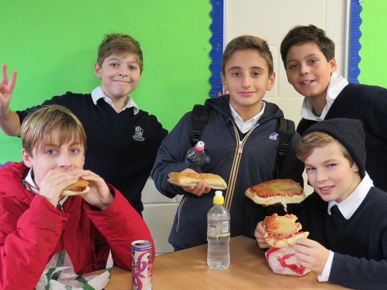 Italian guests 2019