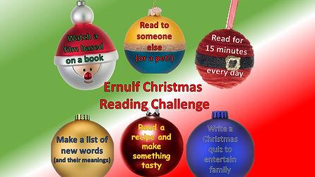 XMAS Reading Challenge