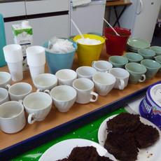 Macmillan coffee afternoon
