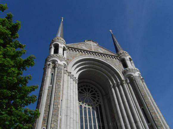 Walter Henritze - Notre Dame #5240 - digital photograph, May 16, 2017
