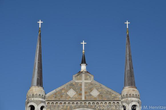 Walter Henritze - Notre Dame #1401 - digital photograph, June 6, 2016