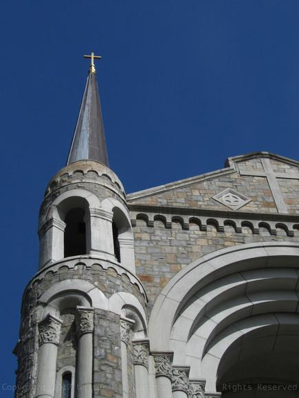 Walter Henritze - Notre Dame #5249 - digital photograph, May 16, 2017