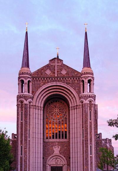 Priscilla Messinger - Sunset - digital photograph, July 16, 2014