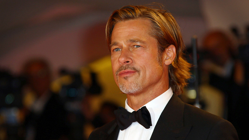 Brad Pitt moving quote