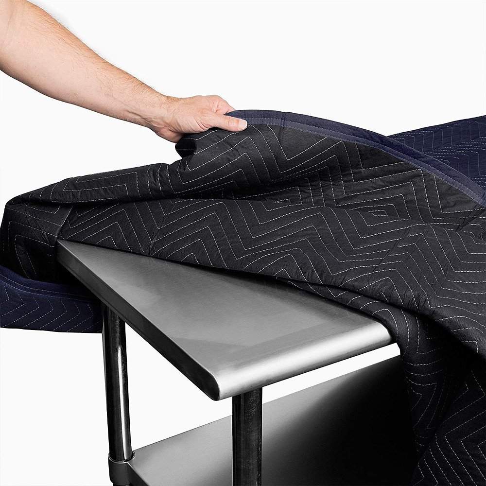 Sure-Max 12 Moving & Packing Blankets are great for protecting your furniture on moving day