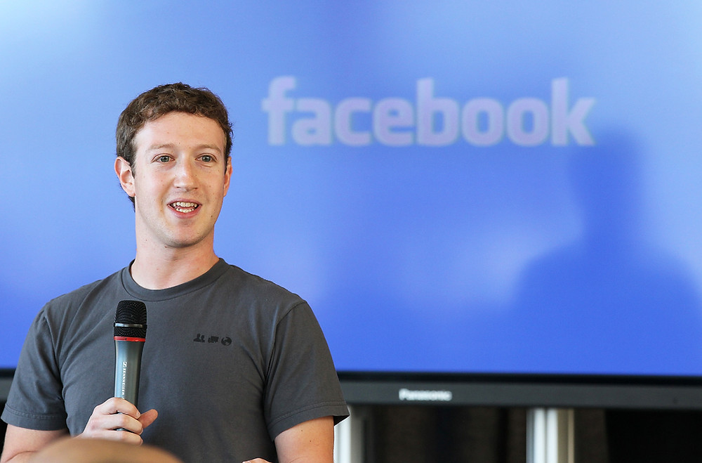 Mark Zuckerberg moving quote