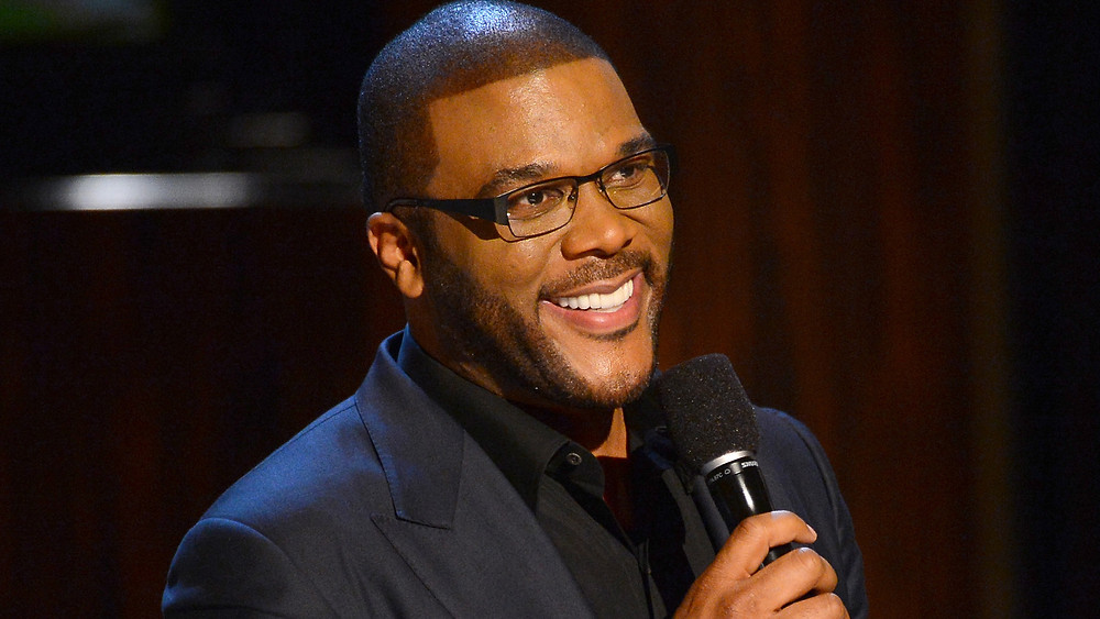Tyler Perry Inspirational Moving Quote Joke