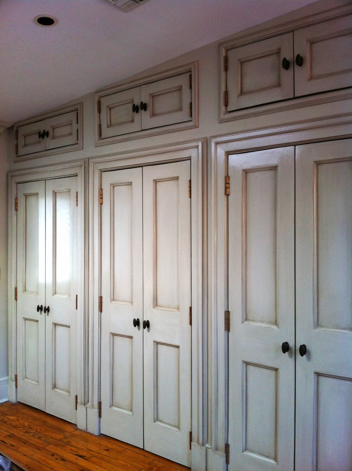 Antique Glazed Doors