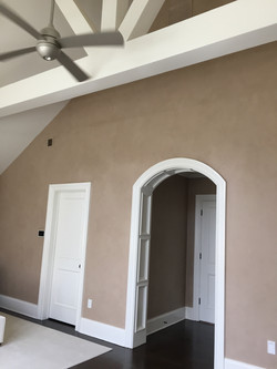 Glazed Walls