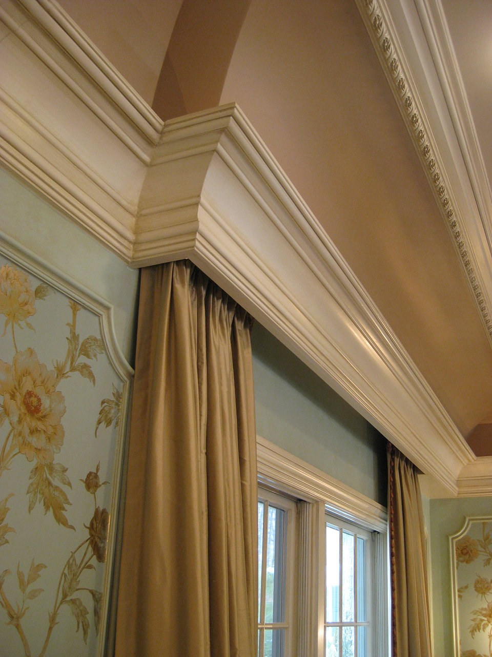Glazed Moldings