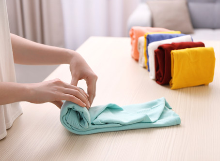 Create a laundry routine that fits your family.
