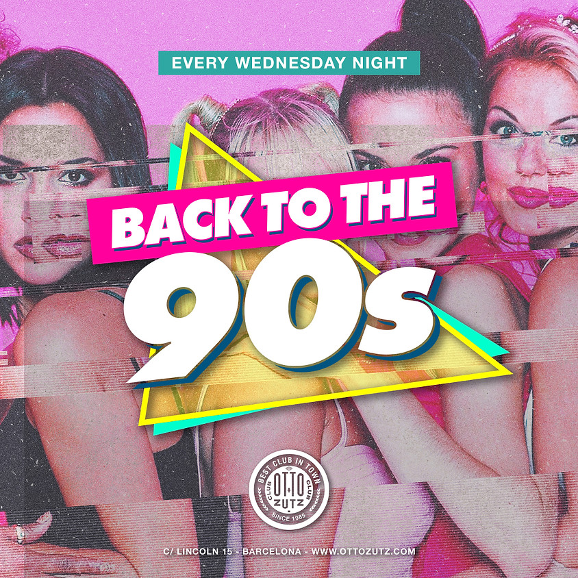 YOLO WEDNESDAYS - BACK TO THE 90's