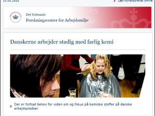 Kemi - nýtt Þemahefti frá Det Nationale Forskningscenter for arbejdsmiljø