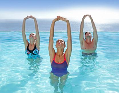 Qu'est-ce que l'aqua Yoga ?