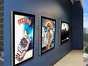 Плакаты для лайтбоксов