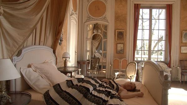 Julie-Marie Parmentier interprète Château hanté de rêves