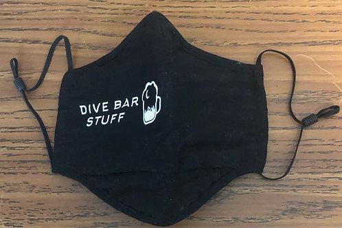 Dive Bar Stuff Face Mask