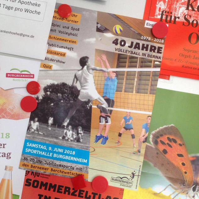 TSV Burgbernheim Volleyball