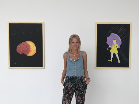 Angeliki Kim Jonsson in Interview with Contemporary Art Collectors