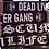 Thumbnail: DEAD LIVER GANG SCARF