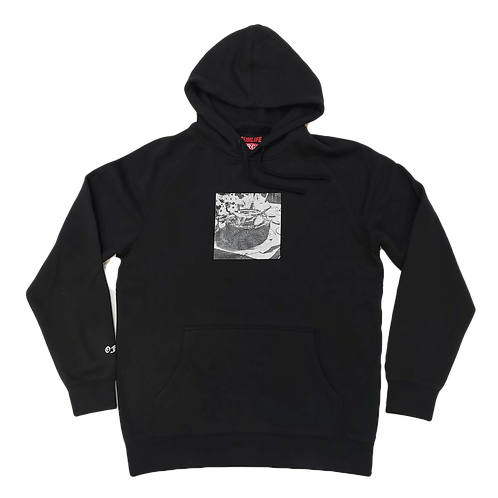 CLBRKS & CONRAD MUNDY x SCUMLIFE - OUT FOR LUNCH LIMITED EDITION HOODIE II