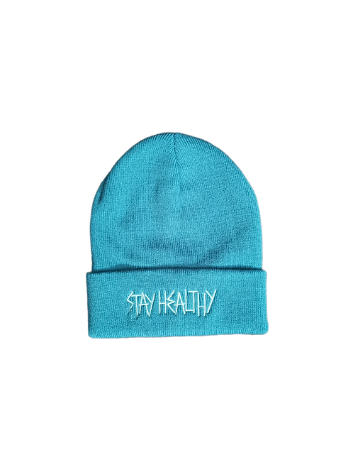 1 OF 1 - THE HEALTHY BOYS STAY HEALTHY BEANIE