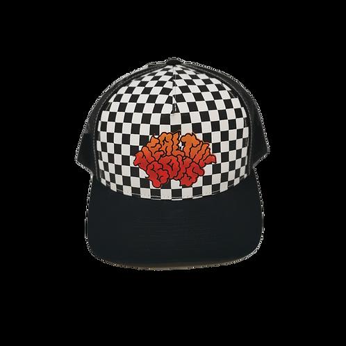 THE HEALTHY BOYS CKY2K SNAPBACK TRUCKER CAP