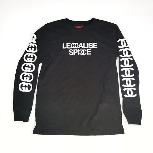 LEGALISE SPICE LONGSLEEVE BLACK
