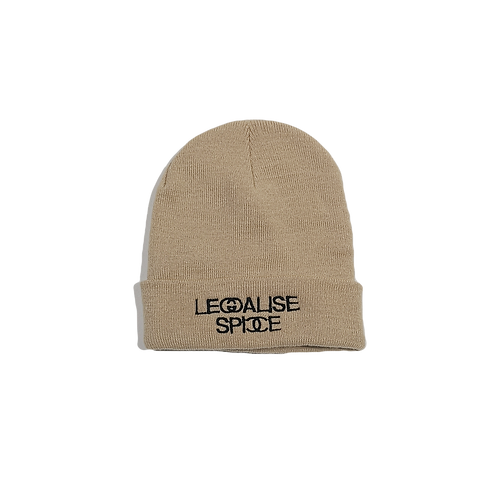 LEGALISE SPICE BEANIE BEIGE