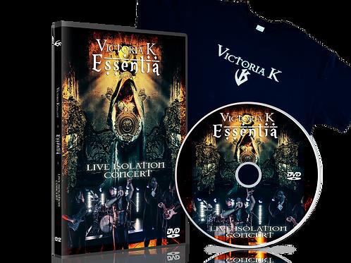 "Essentia - ""Live Isolation Concert"" DVD"
