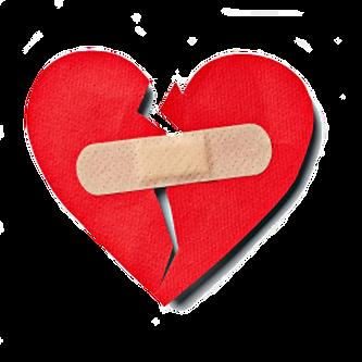 broken heart after breakup