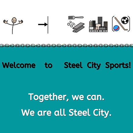 Welcome to Steel City Sports! Together,