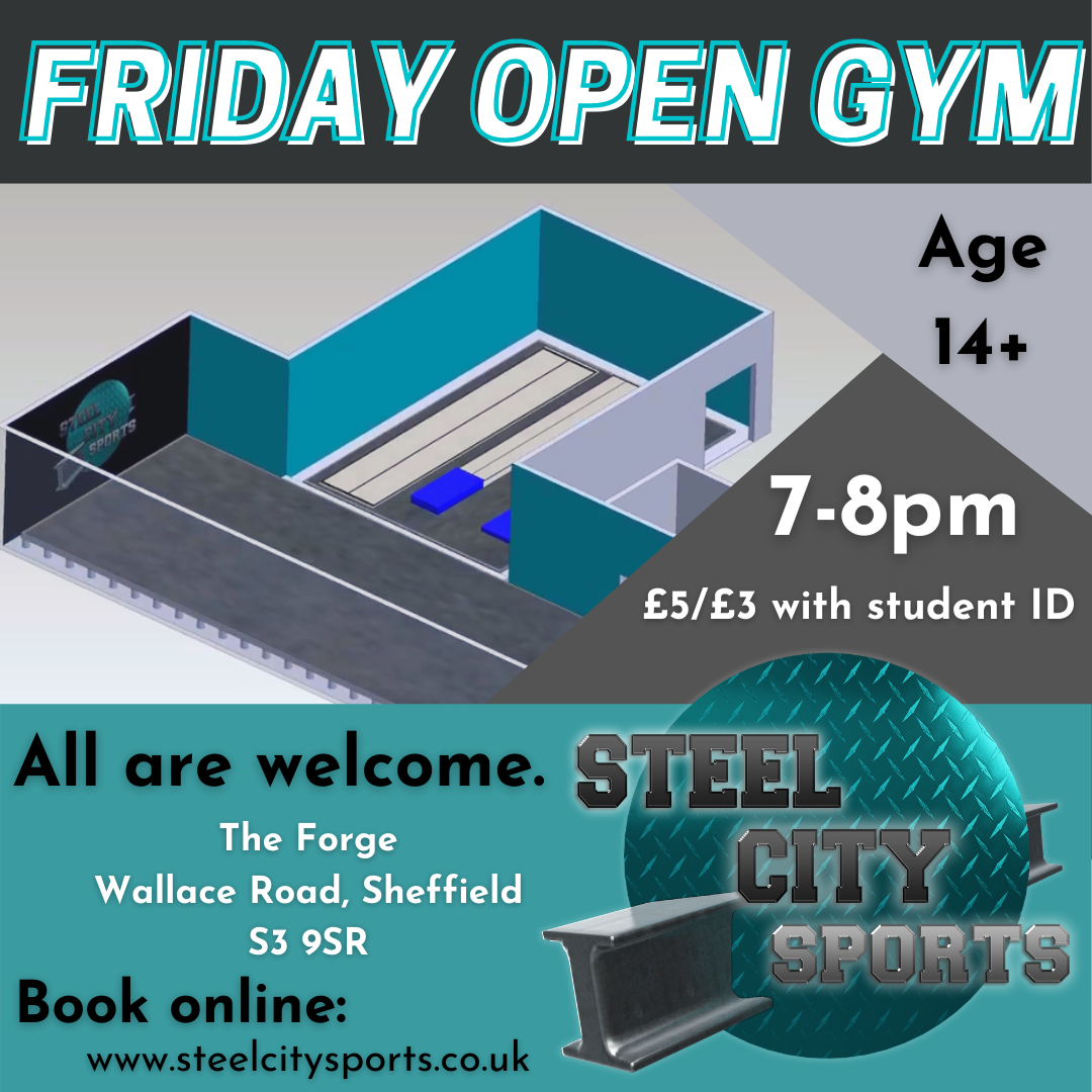 Friday Open Gym - Standard