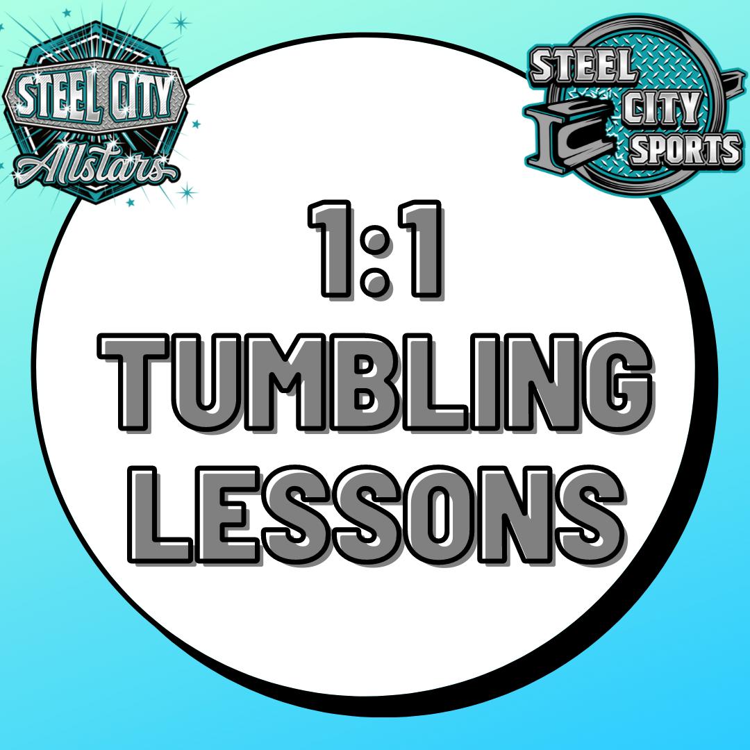 1:1 Tumbling Lessons