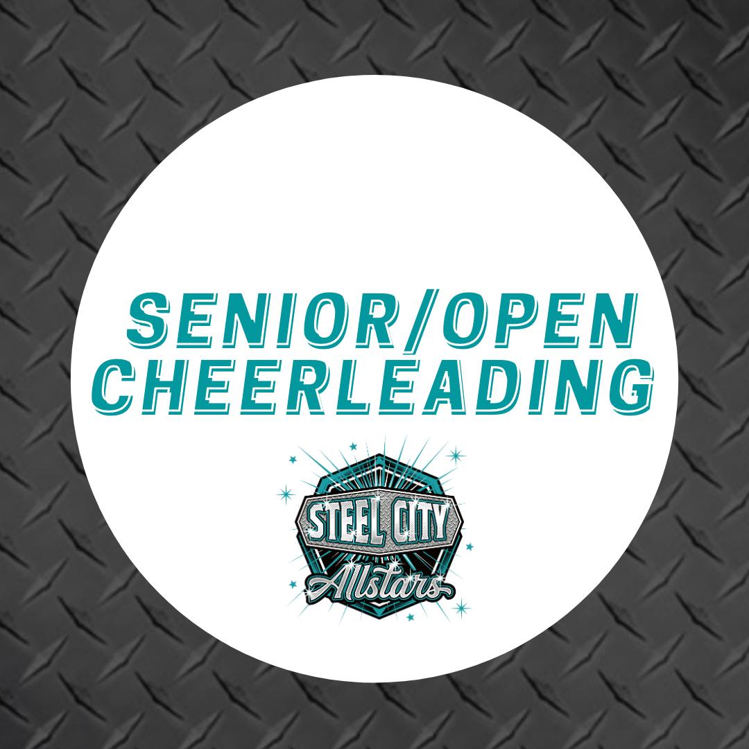 Senior/Open Cheerleading Free Taster