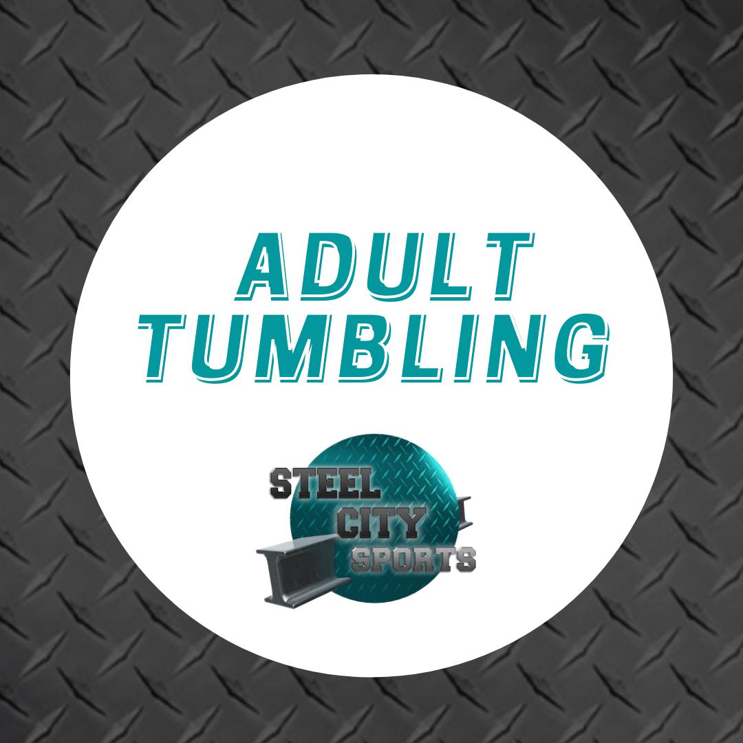 Adult Tumbling Free Taster Session