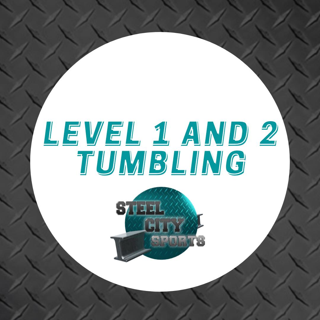 Level 1&2 Tumbling Free Taster Session