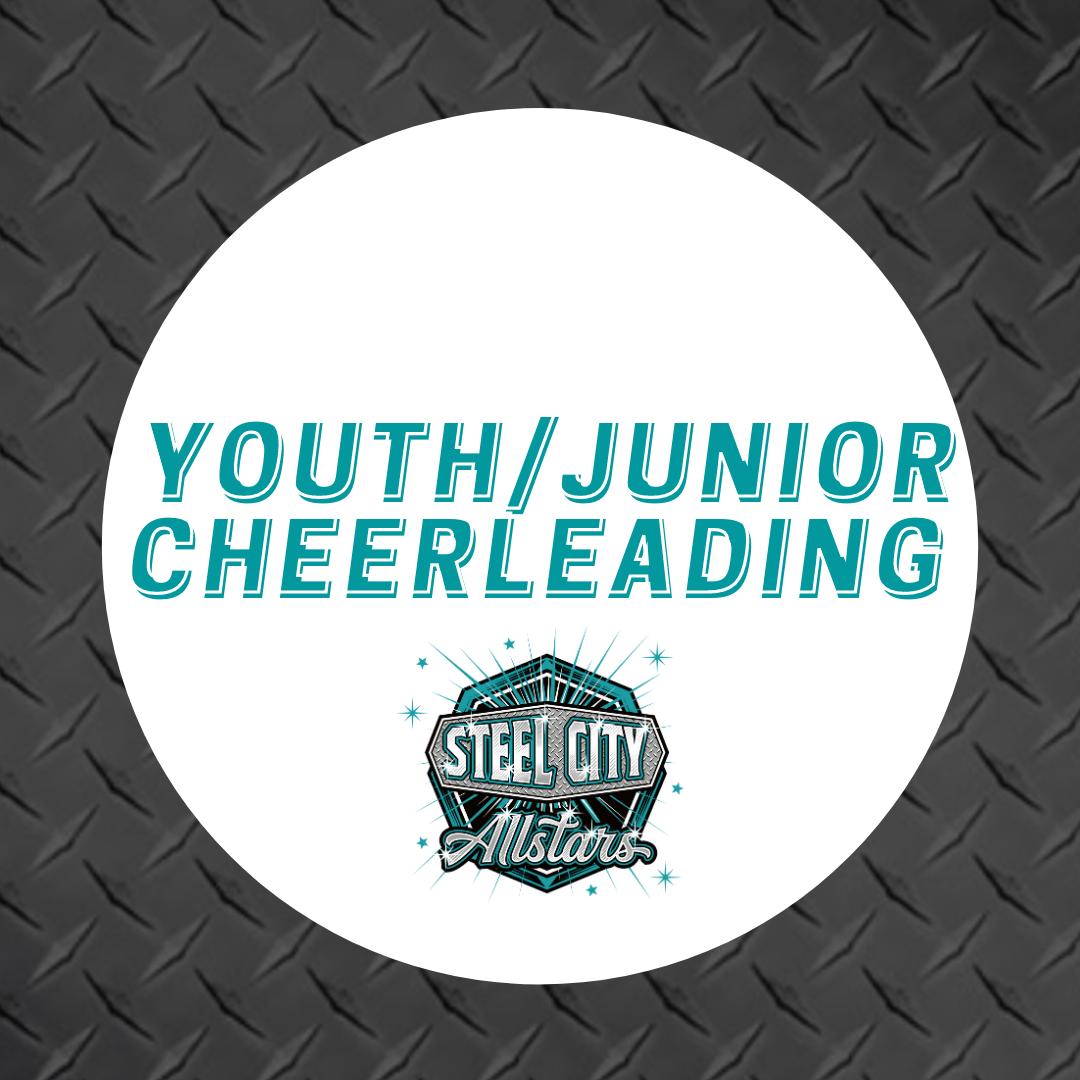 Youth/Junior Cheerleading Free Taster
