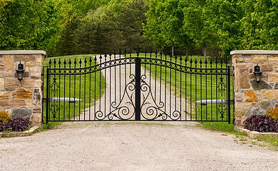 Iron Gates Houston- Lone Legacy Automatic Gates