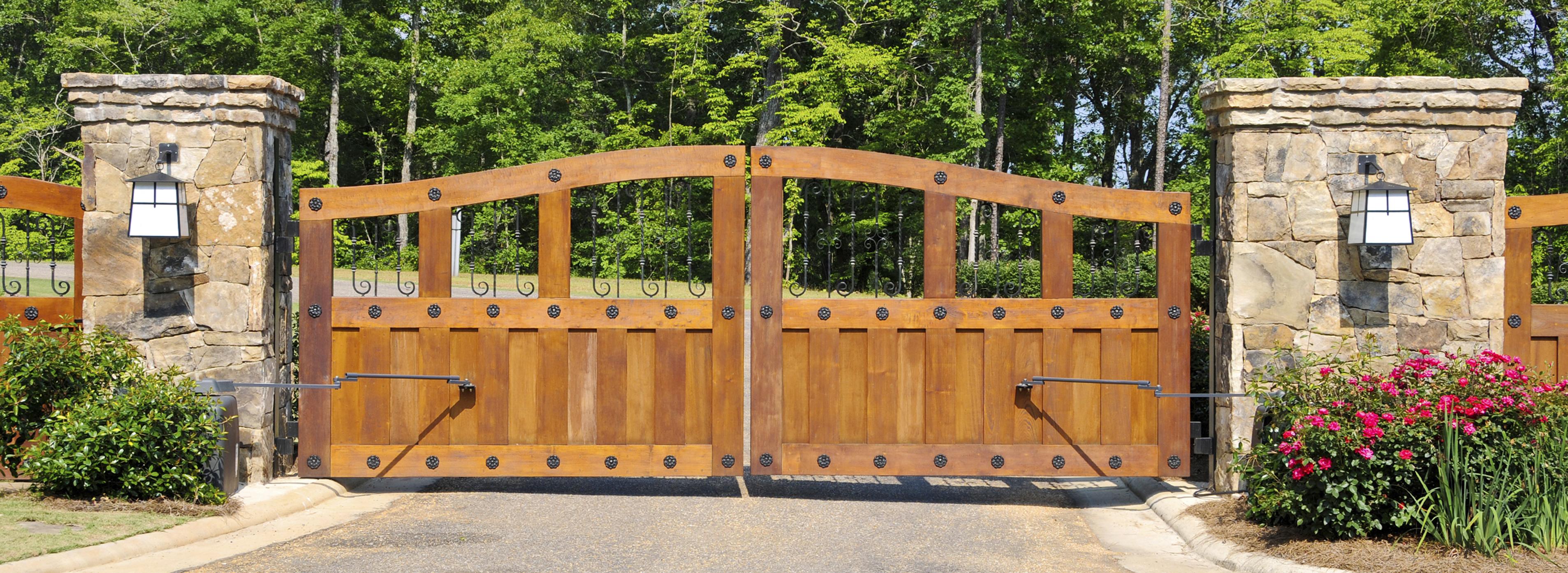Gate Repair Greenville |Iron Gates | Driveway Gates ...