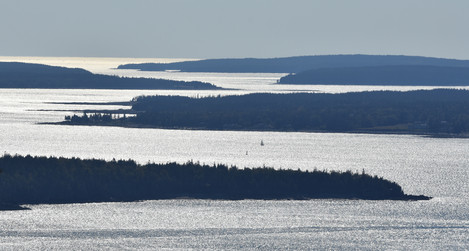 Coast of Maine at Acadia National Park