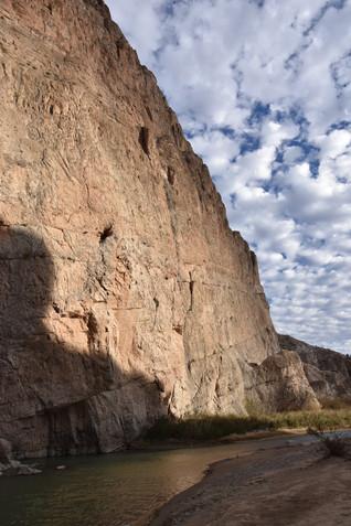 Near the entrance to Boquillas Canyon