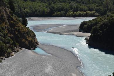 Rakaia River Gorge