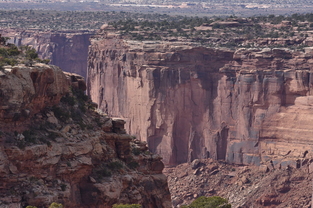 Windgate Cliffs