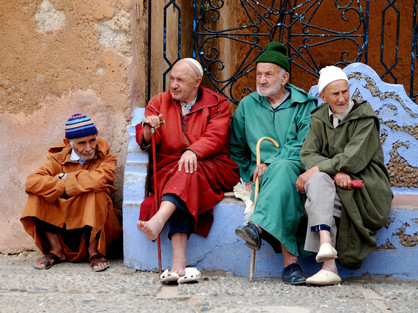 Moroccon Siesta